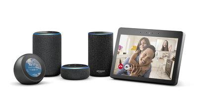 与微软的合作更近一步,亚马逊 Alexa 设备已上线 Skype 通话功能