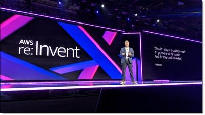 AI 芯片、区块链、自动驾驶、Alexa,上百项产品服务发布 | AWS re:Invent 2018 划重点