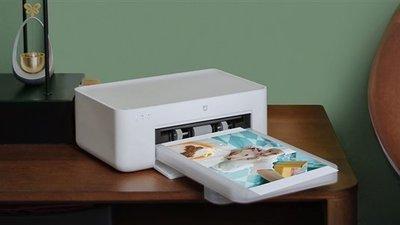 小米米家照片打印机开启众筹,只要 499 元