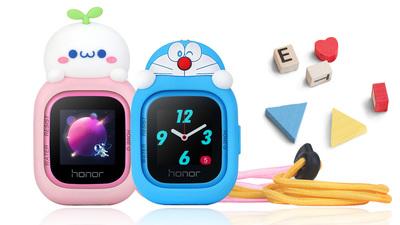 华为荣耀发布全新儿童智能手表,支持七重定位