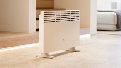 米家电暖器上线众筹:只要 299 元,支持居浴两用、语音控制