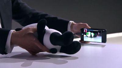 华为 AR 智能眼镜新专利:可嵌入智能手表,但看起来并不舒适