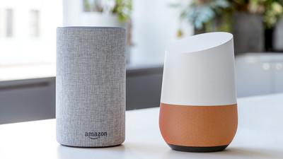 Google 语音助手的技能数终于有明显增长,但这不是它与亚马逊比拼的重点
