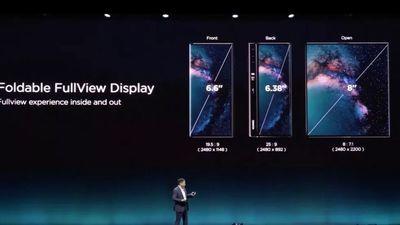 华为发布会:不止 1.7 万块的折叠手机,还有 5G 路由器、两款笔记本新品丨MWC 2019