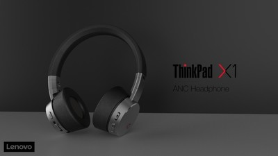 联想推出双品牌降噪耳机 X1 ANC 和 Yoga ANC,主打电话会议场景