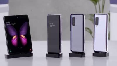 有钱还不一定买得到,三星暗示将限量供应折叠手机 Galaxy Fold