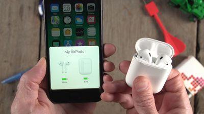 二代 AirPods 新预测:配备更厚重的无线充电盒,15 分钟充满电
