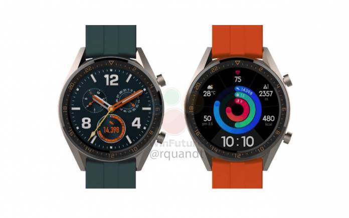 Uploads%2farticles%2f13017%2fhuawei watch gt active elegant images leaked
