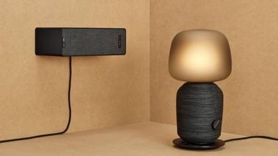 宜家发布两款 Symfonisk 互联网音箱:售价 99 美元,8 月份开卖