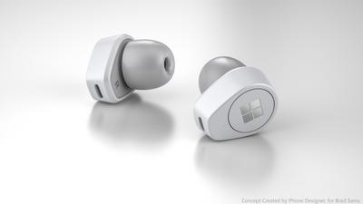 传微软正研发真无线耳机 Surface Buds,未来或兼容手机原生语音助手