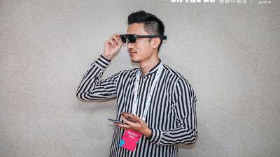 国内「首款真量产」AR 眼镜,Rokid Glass 究竟体验如何?