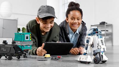 乐高推出新的 STEM 星球大战套件,9 月 1 日正式开售