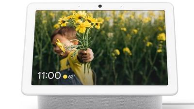 Google 发布 Nest Hub Max:10 英寸大屏,支持视频通话、立体声