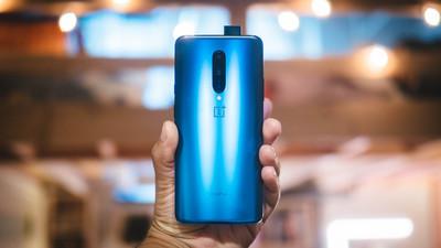 一加 7 Pro 正式发布,号称有史以来屏幕最好的手机