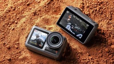 大疆发布 Osmo Action 灵眸运动相机,前后双屏、售价 2499 元