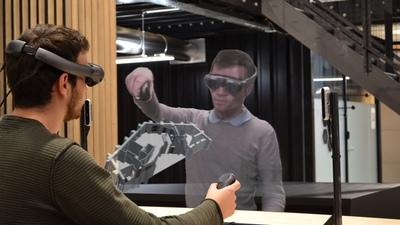 Magic Leap 收购 AR 远程会议技术商 Mimesys,全息会议有望变成现实