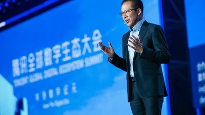 腾讯刘炽平:以生态方式进行开放,做「共建者」不做「颠覆者」