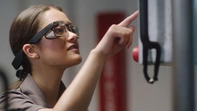 Google Glass 加速商业化脚步,第二代新品搭载高通骁龙 XR 平台+安卓系统