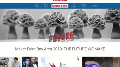 全球最大创客盛会 Maker Faire 因财政危机而停止运营