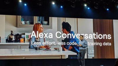 亚马逊发布 Alexa Conversations,对话式技能开发工具升级