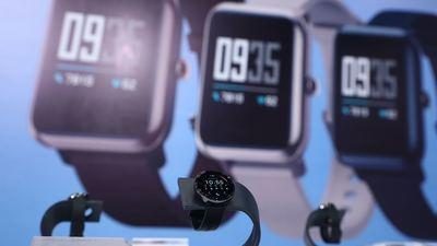 华米发布会:主打独立通话和健康监测的智能手表,完善「云+端+芯」战略