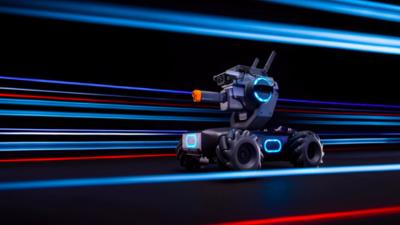 大疆发布教育机器人机甲大师 RoboMaster S1,售价 3499 元