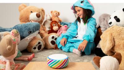 亚马逊发布新一代 Echo Dot Kids Edition,售价 50 美元