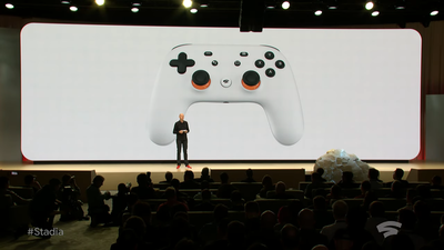 Google 开放 Stadia 游戏手柄单独购买渠道,售价 69 美元