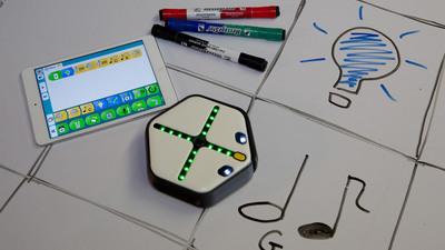 进军 STEM 教育市场,iRobot 收购教育机器人公司 Root Robotics