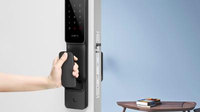 小米米家智能门锁推拉式:15 种安全防护、智能家居联动,售价 1699 元