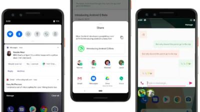 安卓将有自己的「隔空投送」功能了,看看它还在哪些方面追赶苹果 iOS?