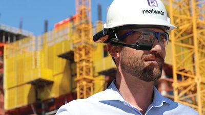 工业 AR 头显厂商 RealWear 获 8000 万美元 B 轮融资,Bose、高通参投