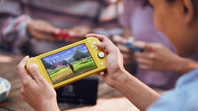 任天堂新机 Switch Lite 发布!一体化设计,更轻、更便宜