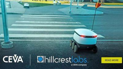 CEVA 宣布收购 Hillcrest Labs,加强传感器处理和融合技术的领先优势