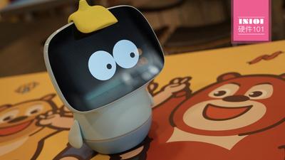 首发评测:透过聪聪,看儿童智能机器人的 AI 与爱