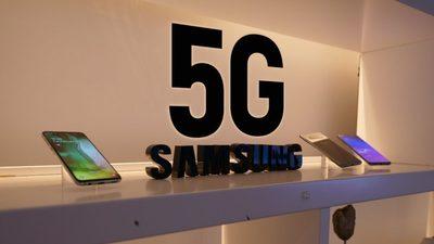 截胡华为,三星公布其首款 5G 移动处理器 Exynos 980