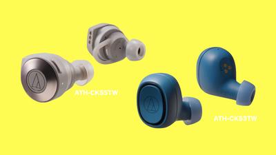 铁三角发布两款真无线耳机,音质、续航、智能一样都没少 | IFA 2019