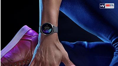 盘点 13 款具代表性的智能手表新品丨IFA 2019