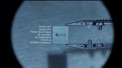苹果:迎来最强手机芯片 A13,输了 5G 又如何?