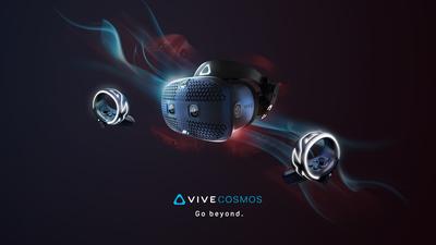 HTC 全新头显 VIVE COSMOS 开启预售,售价 5899 元