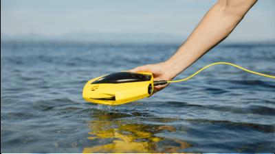 潜行创新发布全球最小水下潜拍无人机,主打亲水旅行消费市场