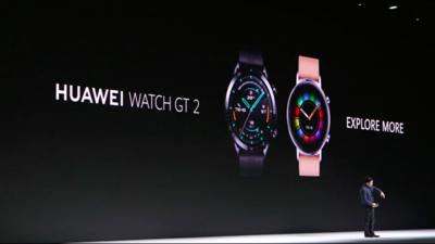 华为 Watch GT 2 上新:麒麟 A1+一体化 3D 玻璃屏,颜值更高