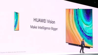 华为智慧屏发布,主打 AI 慧眼+智慧跨屏+智慧音响三大卖点