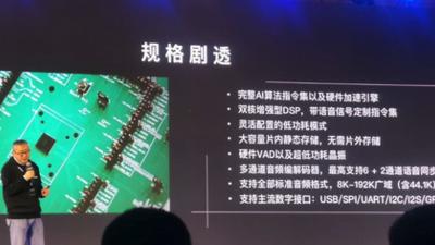 深聪智能 TAIHANG 系列 AI 芯片:算法和芯片架构深度融合
