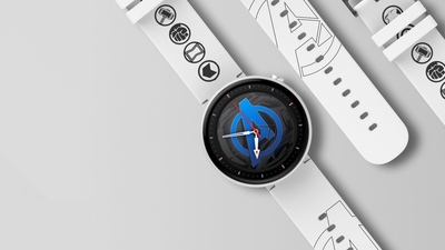 Amazfit 智能手表 2 复仇者联盟系列限量版开启预售