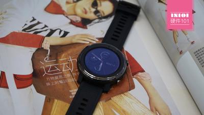 Amazfit 智能运动手表 3 体验:可运动可商务,年轻人的第一款运动手表 | 硬件 101