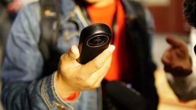 看到科技口袋全景相机 QooCam 8K 发布:超强防抖+直播/Volg 神器,售价  3998 元