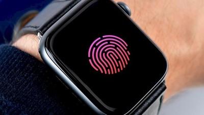 专利显示 Apple Watch 将支持屏幕下指纹识别,可能用高通的方案