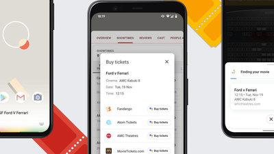 Google Duplex 新应用:帮你在 Chrome 购买电影票,全程语音交互