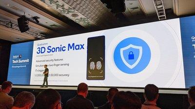识别面积扩大 17 倍、支持双手指使用,高通推出新型 3D Sonic Max 超声波指纹识别技术